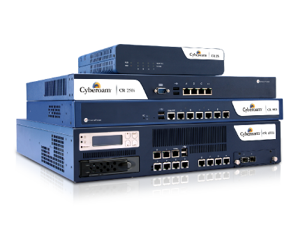 ServerFree Cyberoam Firewalls